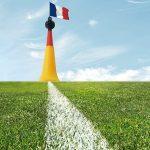 【サッカー】フィールドの距離と大きさ