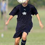 サッカーのリフティングとは?一人でもできるサッカーを代表する基礎的な練習方法